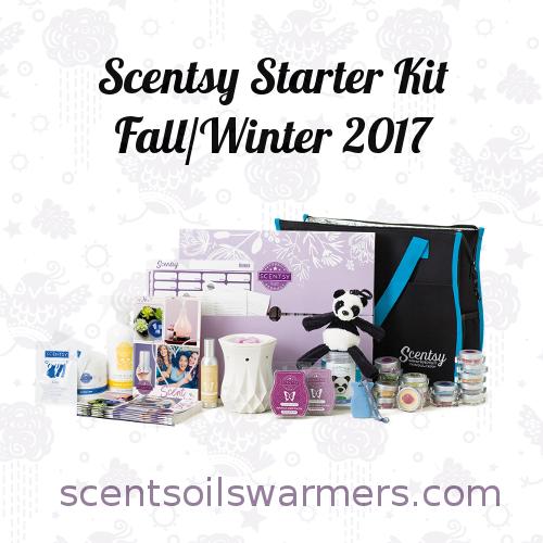 scentsy starter kit fall 2017