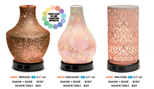 NEW! ENTICE SCENTSY DIFFUSER | Scentsy® Buy Online | Scentsy ...