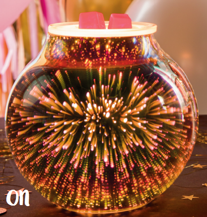 Stargaze Scentsy Warmer January 2017 Warmer Of The Month