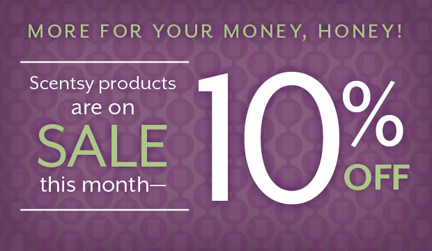 Scentsy 10 Off Sale February 2018 Discount Scentsy