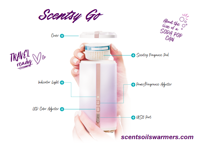 what is scentsy go