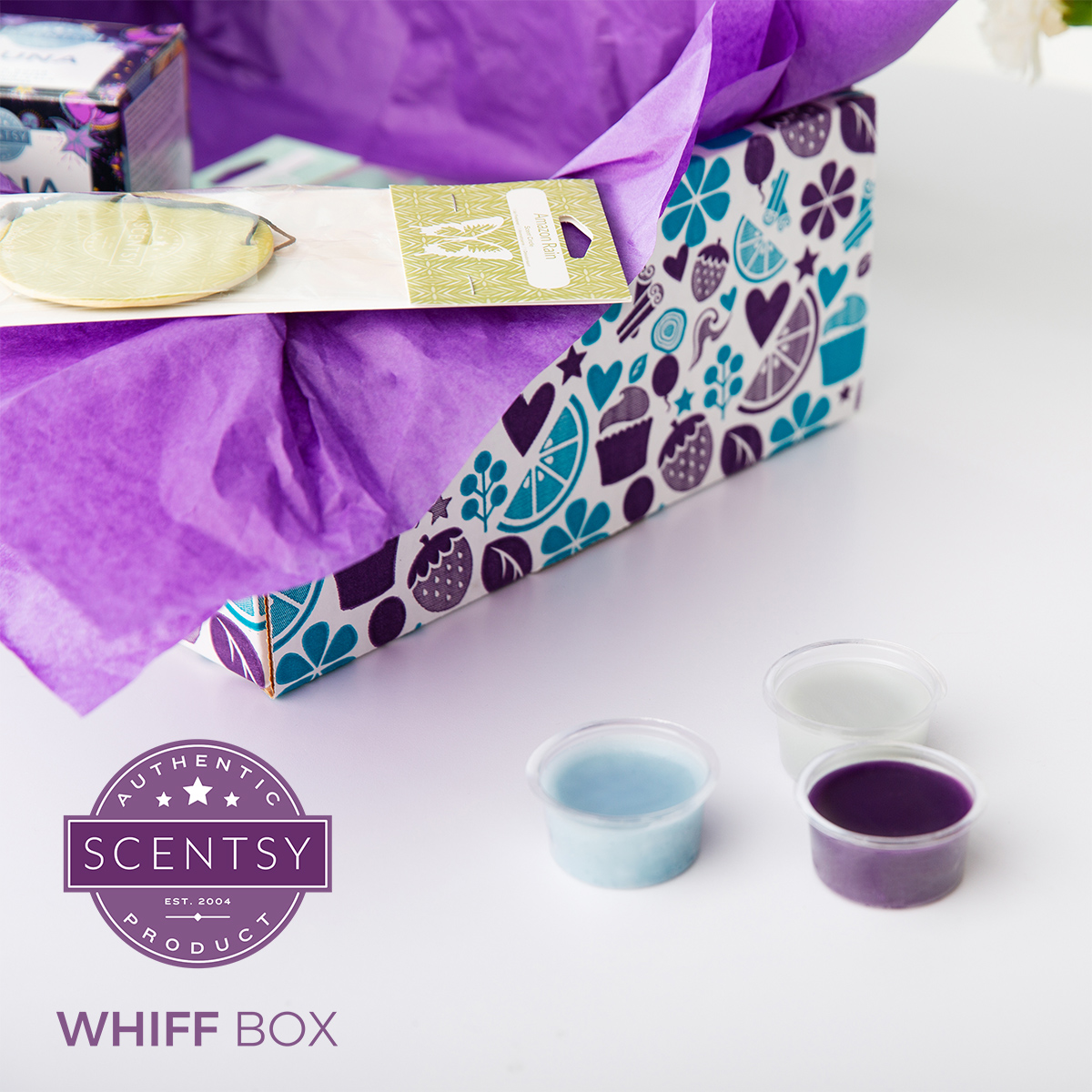 Scentsy Whiff Box Subscription