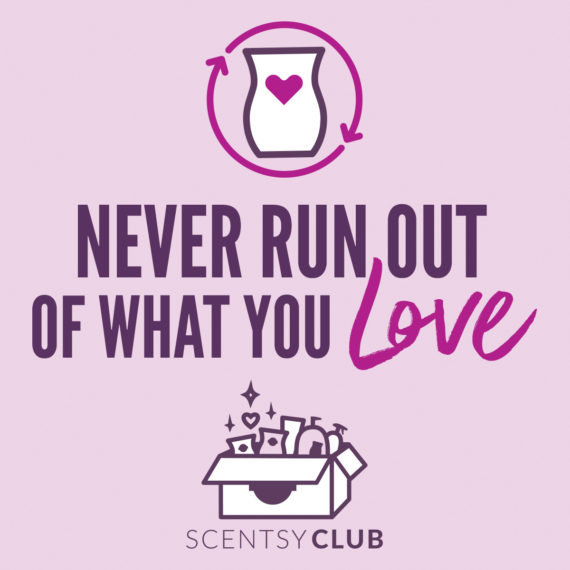 New Scentsy Club Always Get My Bar Sept 2018