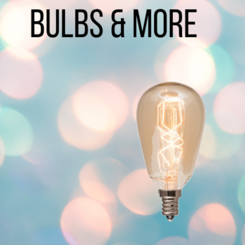Bulbs & Replacement Parts