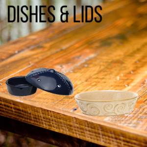 Scentsy Dishes & Lids