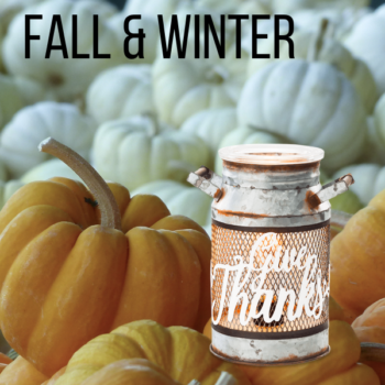 Scentsy Fall Winter 2018-2019