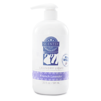 Scentsy French Lavender Laundry Liquid