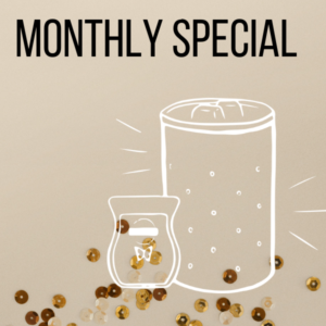Scentsy Monthly Specials
