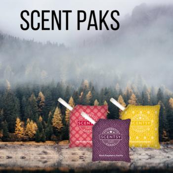 Scentsy Scent Paks
