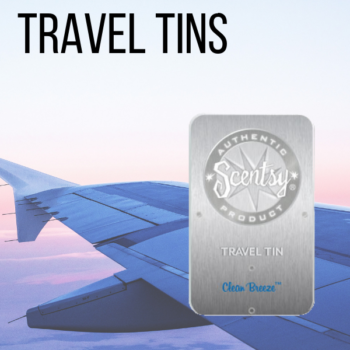 Scentsy Travel Tins