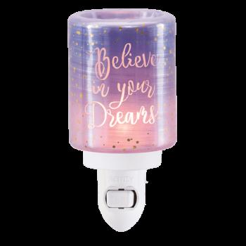 Believe In Your Dreams Mini Warmer