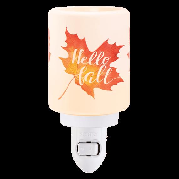 Hello Fall Mini Warmer