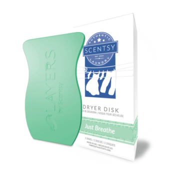 scentsy dryer disk just breathe
