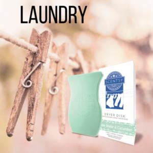 Scentsy Laundry