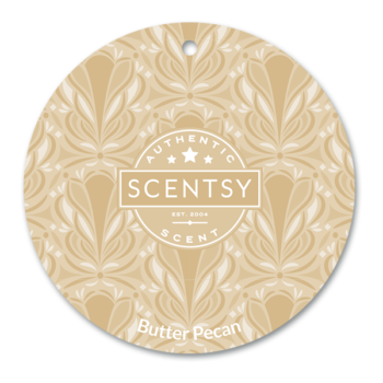butter pecan scentsy scent circle