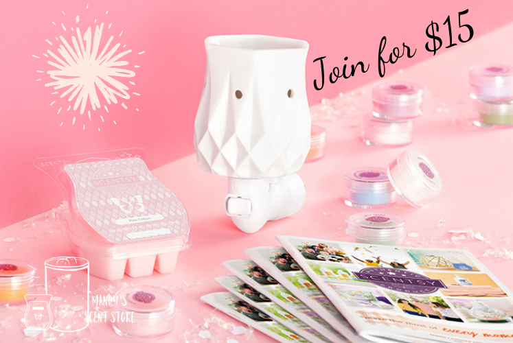 join scentsy for $15 in may