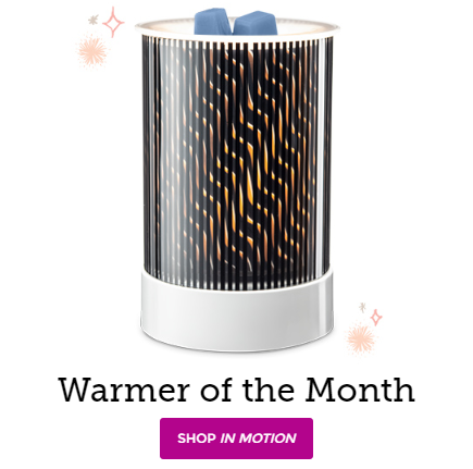 in motion scentsy warmer july 2019
